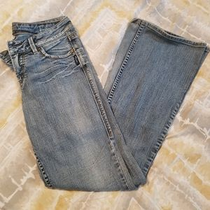 Silver Eden jeans
